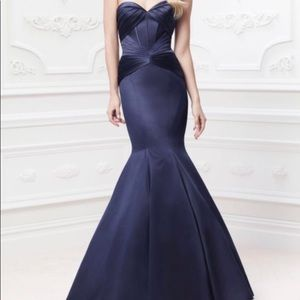 Zac Posen couture formal dresses